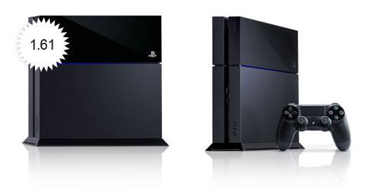 PlayStation®4 Software Update Version 1.61