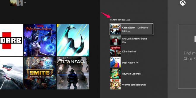 روش شیر کردن نامحدود بازی ها بر روی XBOX ONE منتشر شد