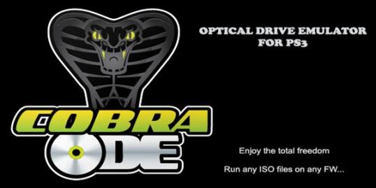 Cobra ODE 600x300 538x269 آموزش ساخت و اجرای بازیها برای کیت COBRA ODE