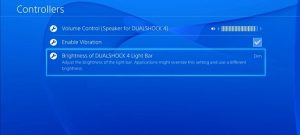 ps4 disable light bar 300x135 آموزش خاموش کردن چراغ کنترلرPlayStation 4
