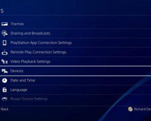 2 495x400 300x242 آموزش آپدیت PlayStation VR