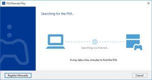 remote play 2 300x159 آموزش اجرای بازی های PS4 بر روی کامپیوتر از طریق قابلیت Remote Play