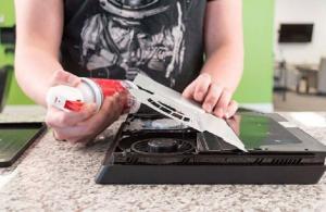 Screenshot 2017 12 6 How to clean any PS4 Fan Pro Slim or Original8 300x195 آموزش تمیز کردن کنسول PS4 تمامی مدل ها