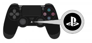 ps4 controller home2 300x140 آموزش اتصال هدستهای بلوتوث و سیمی به PS4