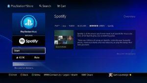 PlayStation Music 1 1 1 300x169 آشنایی با PlayStation Music و آموزش استفاده از Spotify در PS4 و PS3