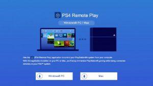 how to stream ps4 games remote play 300x169 آموزش استریم کنسول پلی استیشن 4 بر روی سیستم های عامل ویندوز و مک